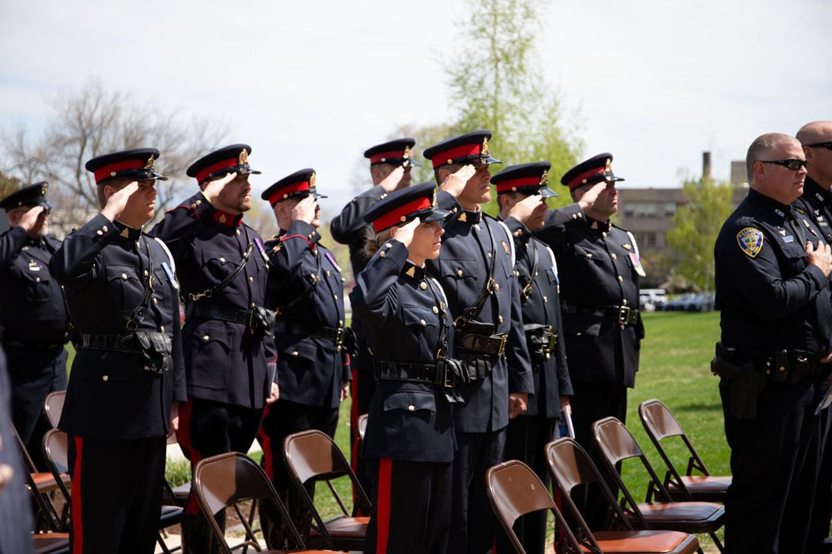 Alberta Police and Peace Officers' Memorial Day