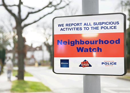 Neighbourhood Sign Program
