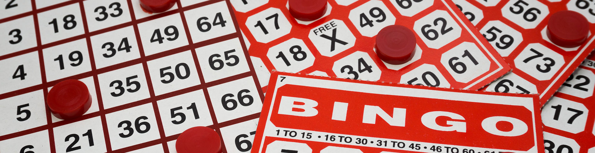Bingo Fundraiser : May 7, 2018
