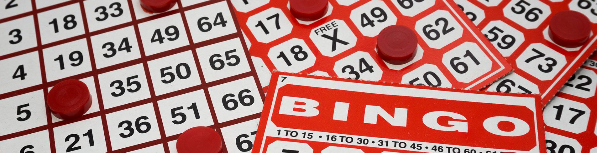Bingo Fundraiser : May 7, 2018