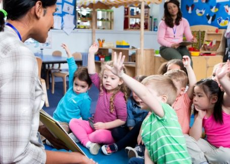 Become a Children's Advocate